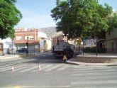 Mejoras en las calles de Alhama con el �Plan Asfalto 2017�