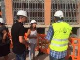 Ejecutadas el 40 por ciento de las obras de verano en los centros educativos de la Regi�n