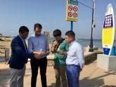 La playa Mistral dispone desde hoy de un servicio gratuito de Wifi que permitirá a los bañistas conectarse a internet
