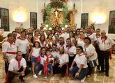 López Miras participa en la romería de San Roque de Ceutí