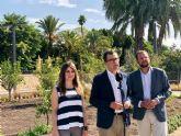 Un nuevo jardín que recrea la Huerta une el Malecón con el río y llena de color el entorno con árboles frutales