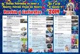 Comienzan mañana las fiestas patronales en honor a la Virgen del Rosario en El Paret�n-Cantareros