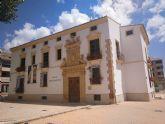 El Museo Arqueológico Municipal de Lorca volverá a abrir sus puertas el próximo lunes 10 de agosto en horario de lunes a domingo de 10 a 14 horas