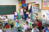 Más de 3.000 niños comienzan el curso en los nueve colegios de San Pedro del Pinatar