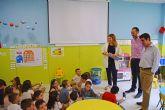 El colegio 'Monte Azahar' estrena este curso un aula abierta de Secundaria