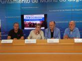 El reto '12 Millones de pedaladas' por las personas refugiadas estará en Molina de Segura el lunes 11 de septiembre