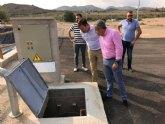 Las obras de mejora en la estación depuradora de Fuente Álamo permitirán que los regantes reutilicen 550.000 metros cúbicos de agua al año
