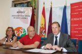 Ayuntamiento y Afemce firman un convenio para promover la integración laboral de jóvenes con enfermedad mental