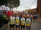 Participación del Club Atletismo de Totana en el IV Cross de Fuente Librilla