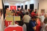 El Museo Municipal Barón de Benifayó acoge durante el mes de septiembre la exposición 'Camisetas históricas del Real Murcia'