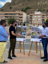 Presentación de la 3ª fase del proyecto de Consolidación de las laderas de La Navela, El Solán, La Muela y Montoro