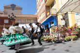 Ofrenda Floral a la Virgen del Rosario