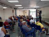 Guardia Civil forma a los mayores de Alhama sobre seguridad y prevenci�n
