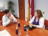 Salud impulsa la construcción del nuevo consultorio de Lo Pagán