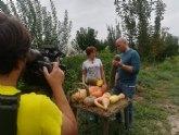 """Los días 9, 11, 20 y 22 de octubre se emitirán los reportajes sobre Totana en el programa televisivo """"Aquí la Tierra"""", de Televisión Española"""