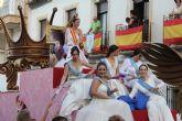 Las Fiestas Patronales de Puerto Lumbreras 2019 recibieron una media de 8000 visitantes diarios