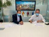 Ayuntamiento de Torre Pacheco y Aidemar renuevan Convenio de Colaboración