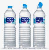 Aquadeus apuesta por la sostenibilidad ampliando el uso del tapón 'solidario', adherido a la botella