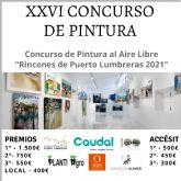 El Ayuntamiento organiza este domingo el XXVI Concurso de Pintura al Aire Libre 'Rincones de Puerto Lumbreras'