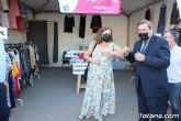 Arranca la XII Feria Outlet que se celebra hasta el domingo por la noche con expositores que ofertan productos de diferentes sectores comerciales