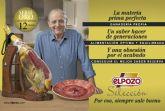 Nueva campaña de ElPozo para ensalzar las propiedades de su jam�n reserva 'Serie Oro'