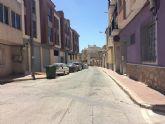 La próxima semana comienzan las obras de saneamiento y pavimentación de la calle Cánovas del Castillo dentro del POS del 2016
