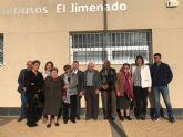 El Ayuntamiento de Torre Pacheco firma un Convenio de Colaboración con el Club de Pensionistas y Jubilados 'Virgen de la Consolación' de El Jimenado