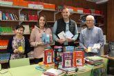 Educación dona casi un centenar de libros al Petra Sánchez Rollán