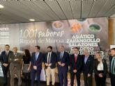 López Miras apoya el 'proyecto ganador' para que la ciudad de Murcia se convierta en 'Capital Española de la Gastronomía 2020'