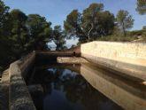 Medio Ambiente restaura la balsa de Carmona en Sierra Espuña