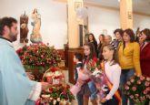La pedanía lumbrerense de La Estación- Esparragal celebra el día grande de sus fiestas 2016 en honor a la Purísima Concepción