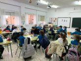 Unos 250 estudiantes de 3° de Primaria participan en talleres de sensibilización en diversidad funcional