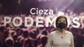 La Asamblea de Podemos-Cieza respalda a Maribel Aguayo como nueva portavoz local de la formación