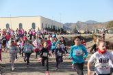 Más de 300 niños participan en el circuito de Cross Escolar de Puerto Lumbreras