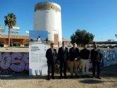Cultura y el Ayuntamiento de San Javier devolverán al molino ´El Maestre´ su aspecto original