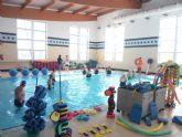 La Concejalía de Actividad Física renueva el material deportivo de las piscinas del Centro Deportivo Municipal