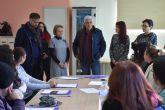 Inaugurado el curso de Accem para la intregración laboral de personas en situación de riesgo de exclusión social