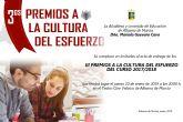 Los III Premios a la Cultura del Esfuerzo reconocen a 22 alumnos del curso 2017-2018