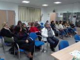 El Ayuntamiento de Molina de Segura lleva a cabo un Curso de Escaparatismo para comerciantes del municipio