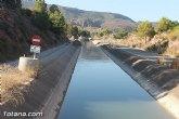 Trasvase Tajo-Segura: autorizados para el mes de enero los 38 hm3 previstos en la norma