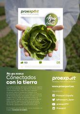 Proexport estrena el portal corporativo más fresco y multimedia del sector hortofrutícola