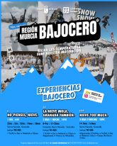 La Concejalía de Juventud colabora en la campaña 'Región de Murcia Bajo Cero' facilitando la inscripción de las personas interesadas