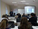 Murcia Empresa ofrece un seminario a los jóvenes emprendedores de San Pedro del Pinatar