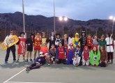 Fiesta de carnaval e interescuelas de la Escuela de Tenis del Club de Tenis Totana y XVI Open Promesas