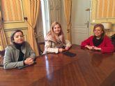 Reunión con nueva presidenta FAPA San Javier