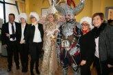 Autoridades locales acompañan a La Musa y Don Carnal
