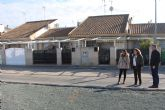 El Ayuntamiento habilita un aparcamiento disuasorio junto al IES Dos Mares