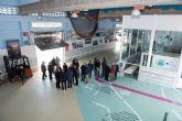 La lonja de Puerto de Mazarr�n potencia su imagen como centro tur�stico interpretativo