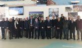 La Comunidad financia un museo en la Lonja de Mazarr�n para compatibilizar la actividad pesquera con el turismo