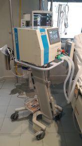 La 'startup' murciana es pionera en España en el desarrollo del primer respirador médico avanzado para UCI